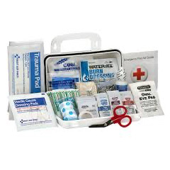 shop category First Aid & Skin Protection